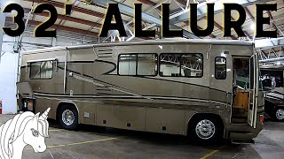 32' Country Coach Allure 2002