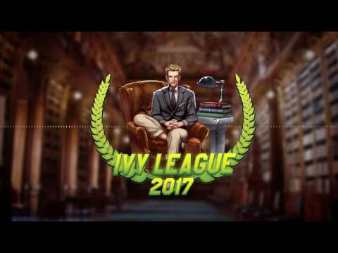 Ivy League 2017 - Andreas Stabell ft. Benjamin Beats