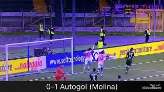 Avellino - Palermo 1-3 Serie B Giornata 16 (Tutti i Goal)
