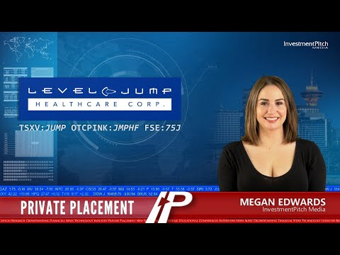 Private Placement:  LevelJump Healthcare Corp (TSXV:JUMP)