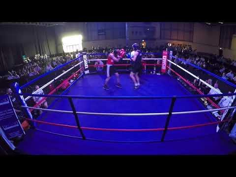 Ultra White Collar Boxing | Peterborough | Patrick Neal-wright VS Sean O'Connell