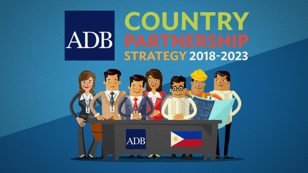 ADB's Country Partnership Strategy for the Philippines 2018-2023