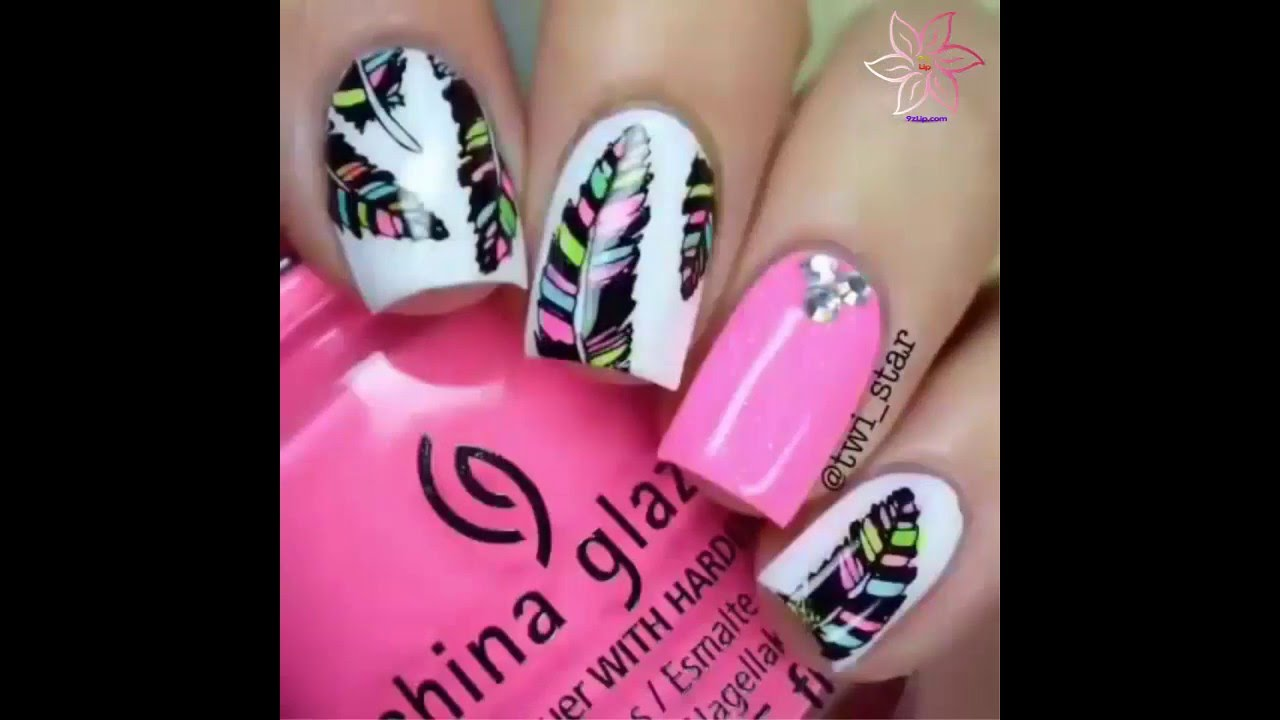 Amazing Nail Art Designs Compilation 2016 12 Amazing Nails Art