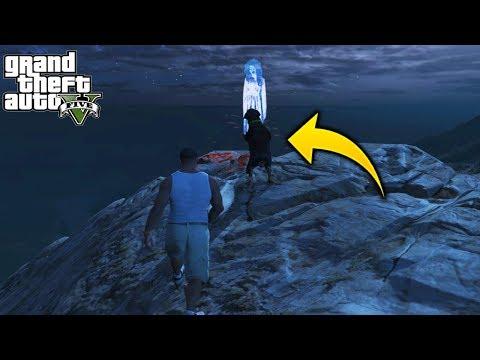 ¿Puede Chop Atacar Al Fantasma De La Montaña? GTA 5