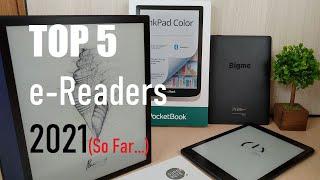 Top 5 e-Readers of 2021, so far screenshot 4