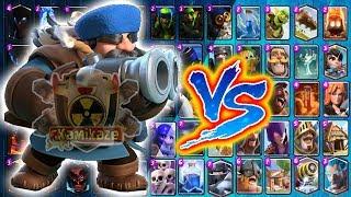 Cazador VS TODAS las Cartas | 1 Vs 1 | ¿Tiene potencial? thumbnail
