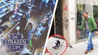 Stinkbombe wird mitten in Fußgängerzone gezündet 💥🤢|Die Straßencops
