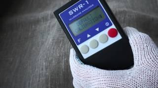 видео SWR анализатор
