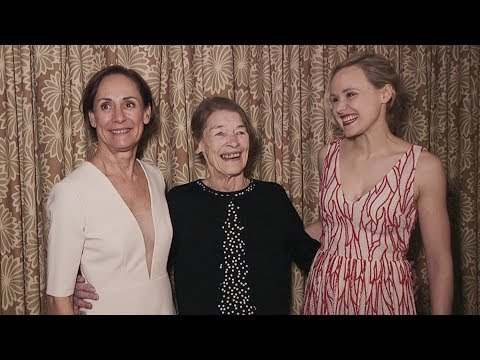 Spend Time With Three Tall Women: Glenda Jackson, Laurie Metcalf, and Alison Pill