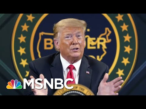 The Supreme Court Rules That No One, Not Even Trump, Is Above The Law | Deadline | MSNBC