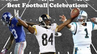 Best Football Celebrations