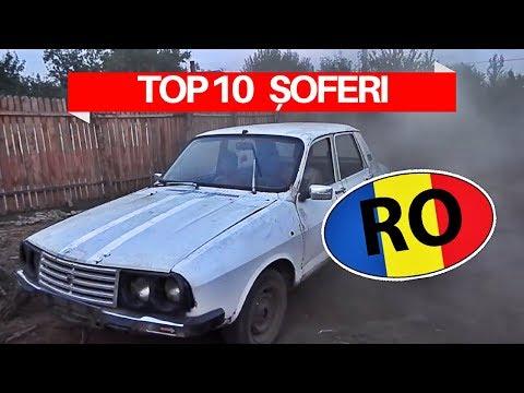 TOP 10 Șoferi din România