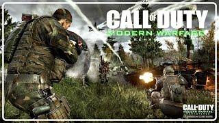 Call of Duty 4 Modern Warfare Remastered - CALOR MODO HARD - Parte 12