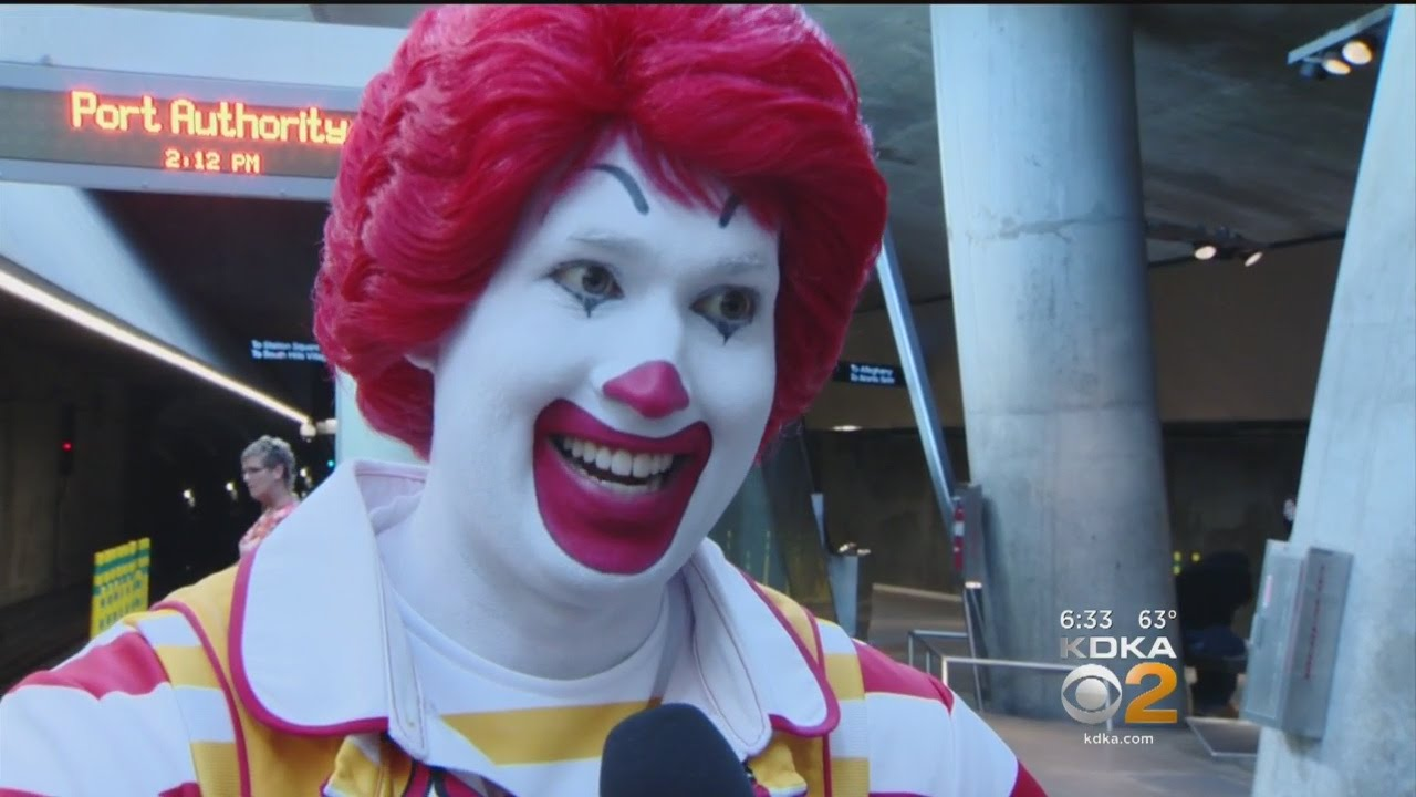 McDonald's Says Ronald Won't Be As Visible During Clown ...
