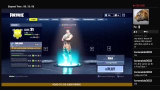 Fortnite, Everyday Bro With That Ps4 Flow - Fortnite - PS4 Only - Road to 250