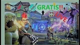 🔴 FORTNITE SERVER PRIVATI AND SAVE THE FREE WORLD?! | ONLY ISCRITTI AND SPONSOR [Road to 6K]
