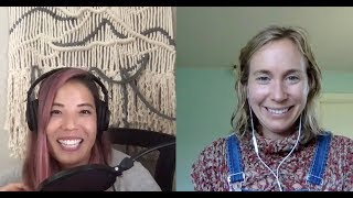 The Fiber Artist Podcast with Cindy Bokser - Amy Small of Knit Collage