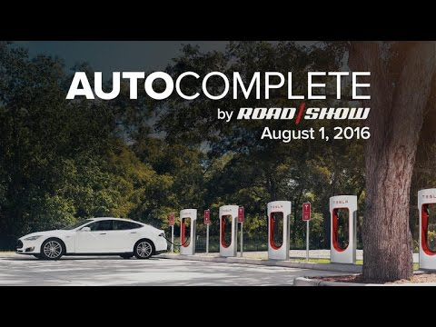 AutoComplete for August 1, 2016: Tesla and SolarCity confirm merger in $2.6B stock deal