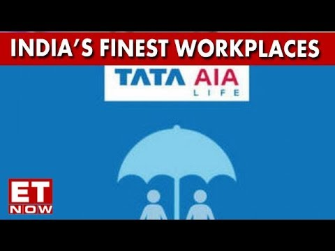 India's Finest Work Places | Tata AIA