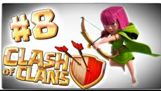 Clash of Clans#8 boogschutters