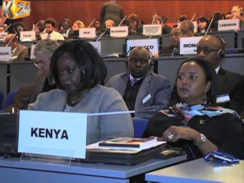 ASP unanimously adopts Kenya