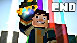 Minecraft: Story Mode - Ending | Episode 4 | The New Order