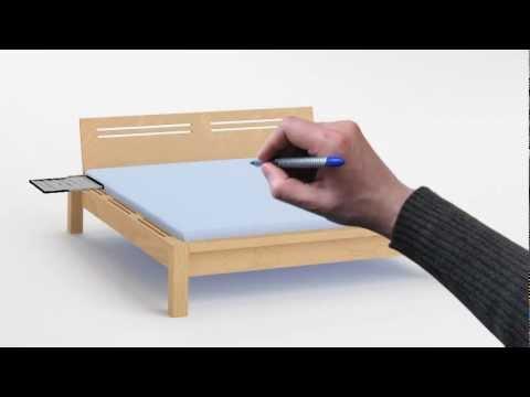 Bodenseemoebelde Lamellenbett Bett Aus Holz Online Kaufen
