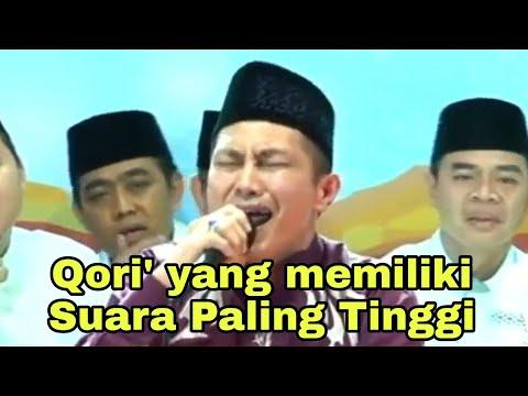 SUARA QORI' INDONESIA YANG PALING TINGGI DAN PENUH VARIASI || Ust. Abdullah Fikri