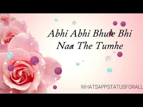 Bepanah Title Song l Whatsapp Status l Bepanah Pyar Hai Tumse l Lyrics l Colors l Serial l Jennifer