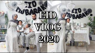 A Very Special Eid Vlog....eid In Lockdown 2020