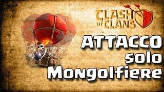 ATTACCO LIVE SOLO MONGOLFIERE LV.5 [TolaFra]