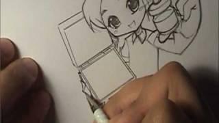 How I Draw episode 12: Nurse Lindsay (Ohayo Con)