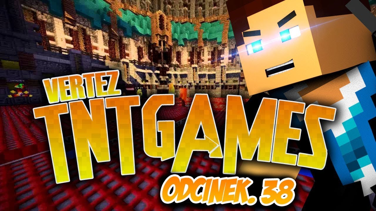 Minecraft TNT GAMES #38 – DZIEŃ POWROTÓW!
