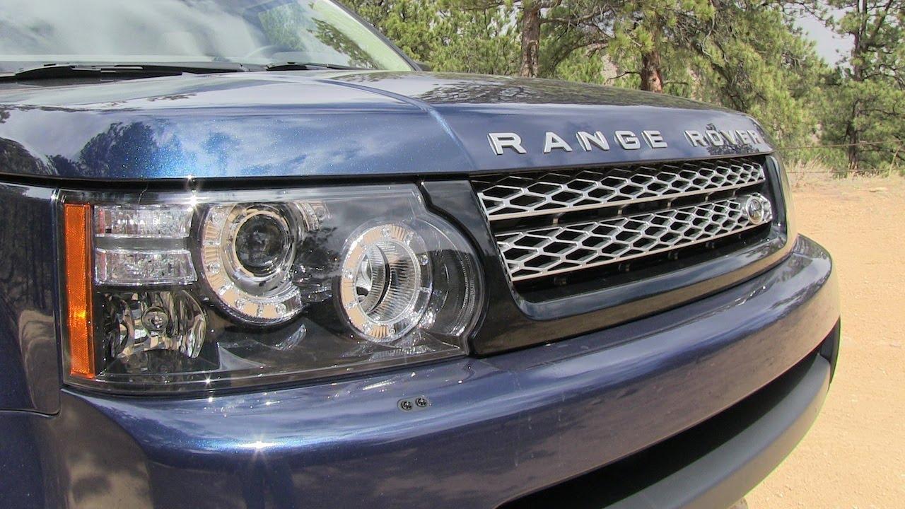 2016 range rover sport modified [ 1280 x 720 Pixel ]