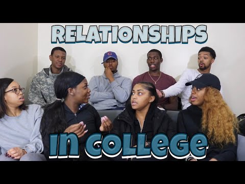 RELATIONSHIPS IN COLLEGE   HBCU Edition