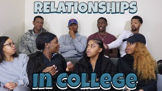RELATIONSHIPS IN COLLEGE | HBCU Edition