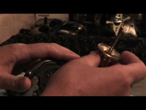 SHIMANO REEL MAINTENANCE PART 1