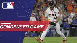 Condensed Game: WS2017 Gm3 - 10/27/17