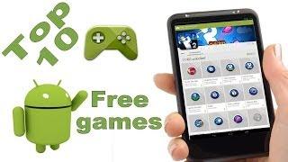 Top 10 des meilleures jeux gratuits du play store