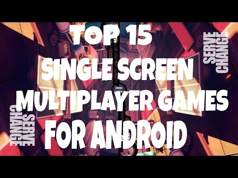 Best Single Screen Multiplayer Games For Android