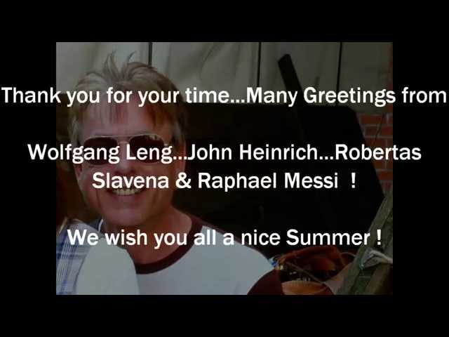 Put on your dancing shoes ! - Instrumental Version - By Wolfgang Leng & Friends - Funk, R&b/Soul