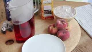 Twinings Gingersnap Peach Iced Tea