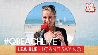 Скачать Q Beach Live Lea Rue I Can T Say No Live Bij Q