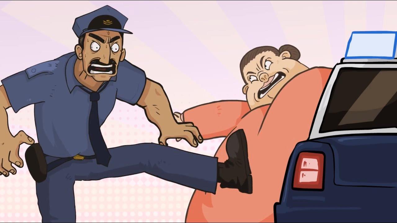 Fat Cop Jokes 96