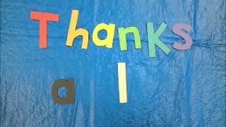 """Thanks a Lot"""