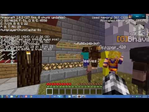 Minecraft Minigames! w/Aaron, Archive.1 Mining The Hunger!