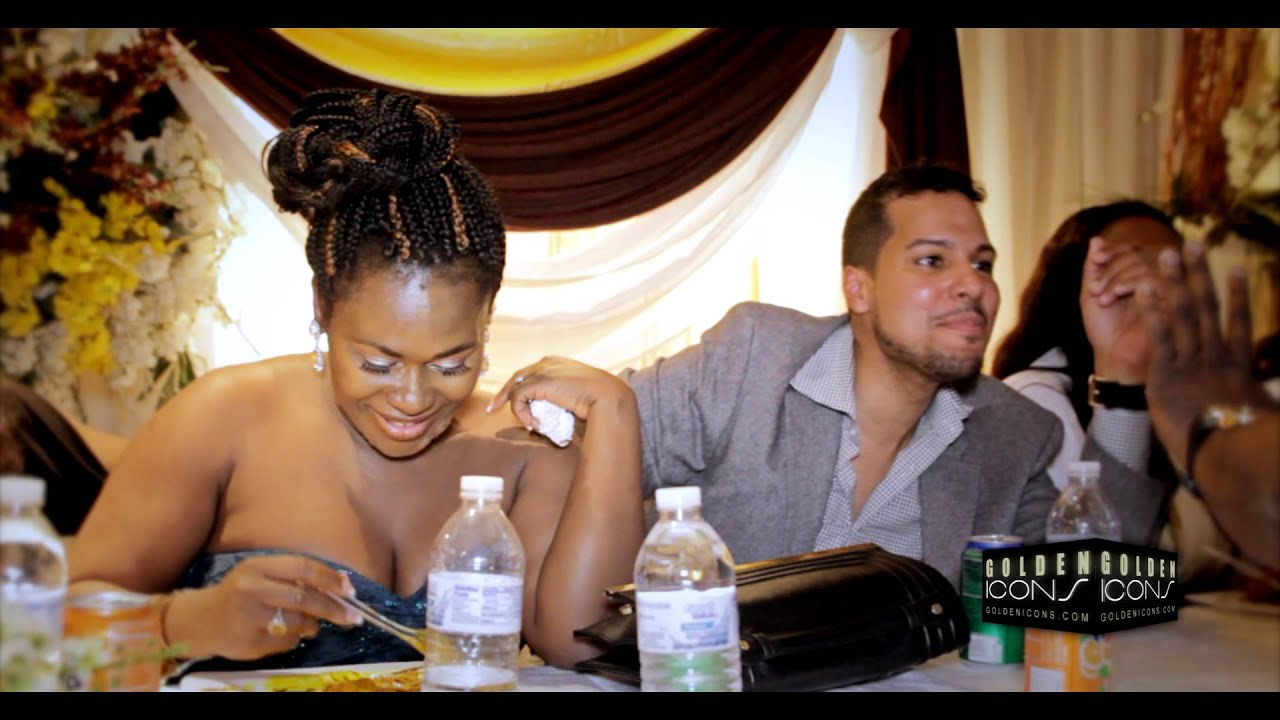 Uche Jombo Rodriguez Baby Shower Highlights Coverage By Golden Icons You