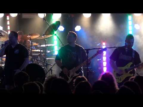 Live Evil - Maiden Oz Tribute Show - ANU Refectory, Canberra, November 23 2013