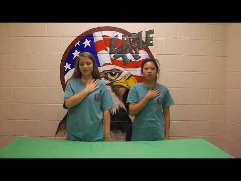 Blackmon Road Middle School Eagle News 10/05/17