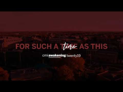 Matthew 4 | Josh Carson | CMI Awakening 2019